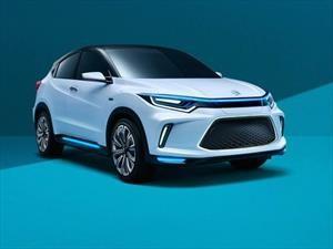 Honda Everus EV Concept, un SUV eléctrico destinado al car-sharing