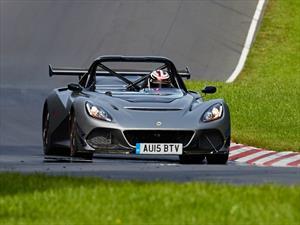 Lotus 3-Eleven, el auto más rápido de la marca inglesa
