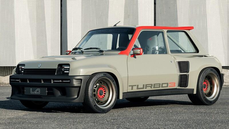 Este Renault 5 Turbo 3 regresa a la vida con 400 hp