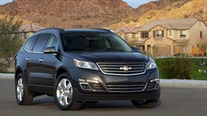 Chevrolet Traverse 2013 debuta en el Salón de Nueva York