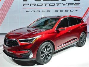 Acura saca aplausos con el RDX de nueva generación