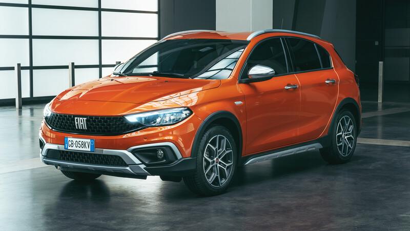 El FIAT Tipo se renueva en Europa y suma versión Cross