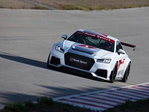 Audi TT Race Car, el nuevo vehículo de competición de la marca
