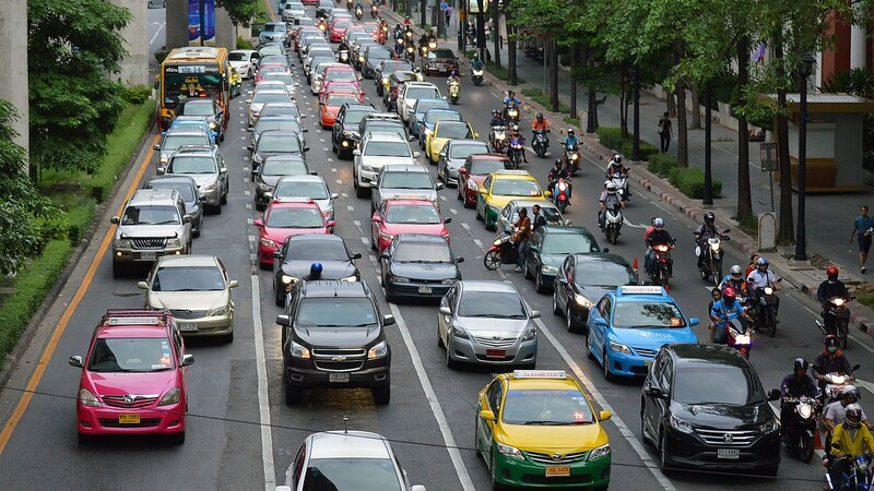 La pandemia ha hecho que cambien las horas de tráfico en las grandes ciudades