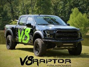 PaxPower le saca 750 Hp a la Ford F-150