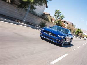 Manejamos el Ford Mustang 2015