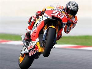 Los rebases más espectaculares de Marc Márquez en el MotoGP