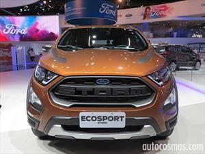 Ford se llena de novedades en el Salón de San Pablo