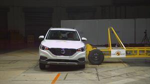 Dos modelos de MG alcanzan las 5 estrellas Euro NCAP