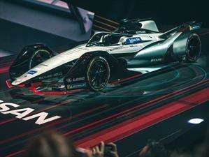 Nissan anuncia a su nuevo monoplaza para la Fórmula E
