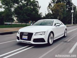 Manejamos el Audi RS7 Sportback 2015