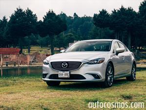 Manejamos el Mazda6 2016