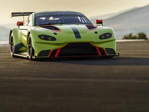 Aston Martin Vantage GTE, los cañones apuntados a Le Mans