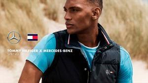 Tommy Hilfiger y el equipo Mercedes de F1 lanzan una nueva colección de ropa