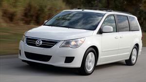 Volkswagen Routan obtiene el reconocimiento Top Safety Pick de la IIHS