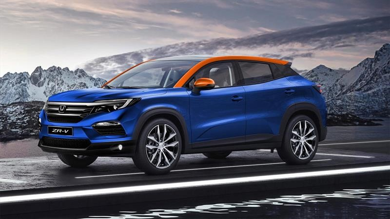Honda ZR-V, una nueva SUV global