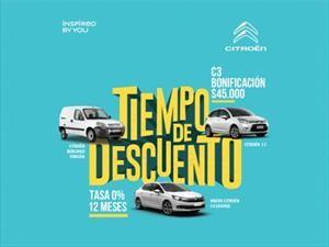 Si comprás un Citroën, hay bonificaciones y podés ganar el service de por vida