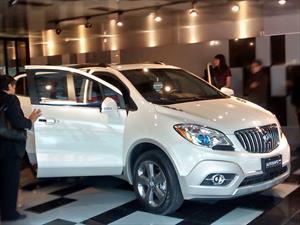 Buick Encore blindada se presenta en México