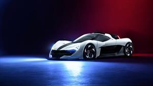 APEX AP-0, un nuevo superdeportivo eléctrico con espíritu racing