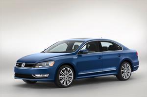 Volkswagen Passat BlueMotion Concept debuta