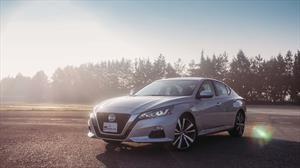 Manejamos el Nissan Altima 2019