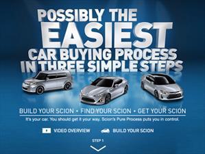 Toyota ya vende autos por Internet