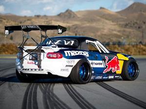 Este MX-5 es el drifter absoluto