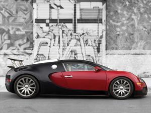Bugatti Veyron 001 se subasta