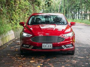 Manejamos el Ford Fusion 2017