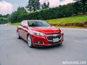Chevrolet Malibu Turbo a prueba