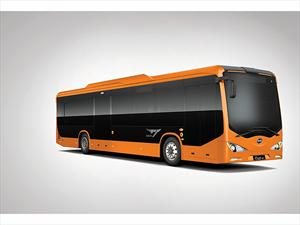 BYD K9, bus 100% eléctrico continúa su arremetida mundial