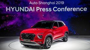 Hyundai Creta, la segunda generación se destapa en Shanghai