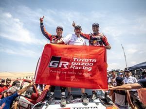 El año mágico de Toyota en el motorsport