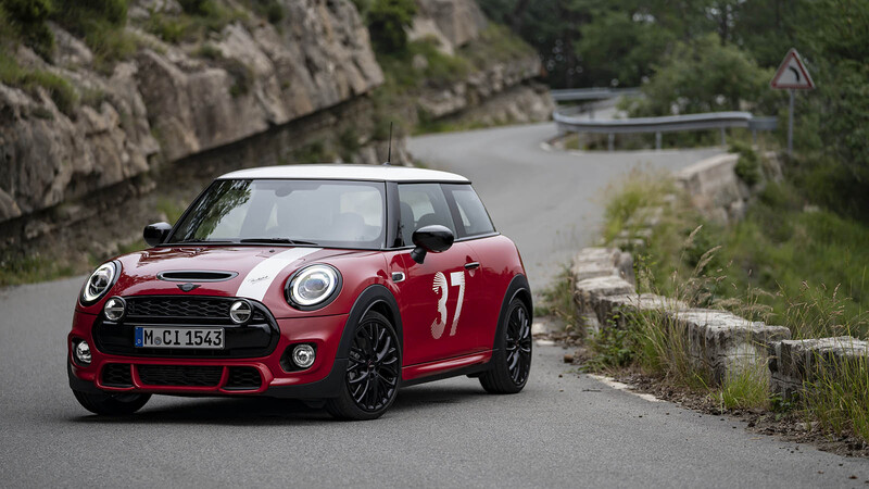 MINI Paddy Hopkirk Edition se presenta