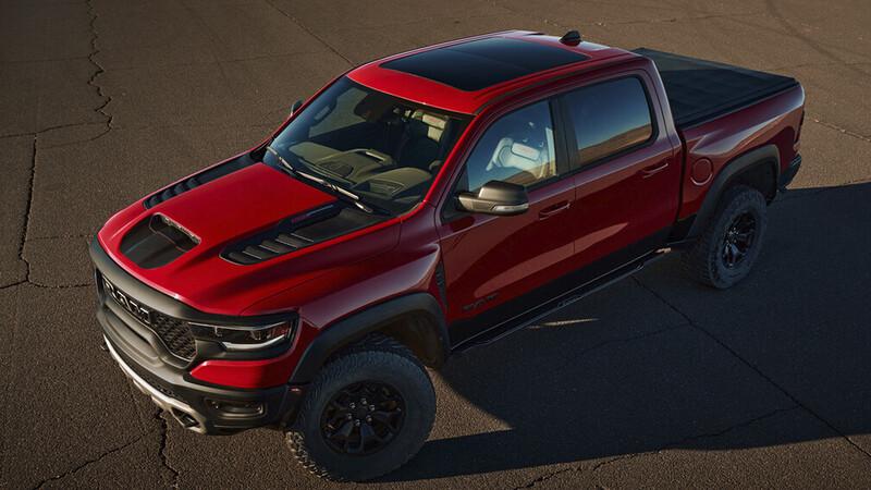 RAM y Jeep son galardonados por la prensa especializada en Texas, Estados Unidos