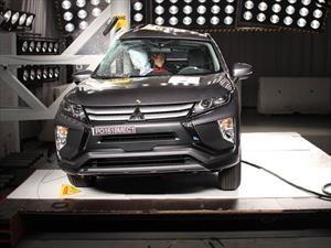 Latin NCAP: bien Mitsubishi, mal Renault