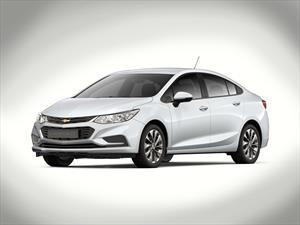Chevrolet Cruze Sedán, una nueva versión mas económica