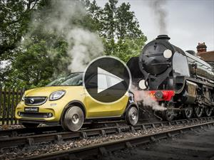 smart Forrail, una mini locomotora muy especial