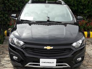 Chevrolet Onix Activ, nuevo crossover de la marca del corbatín