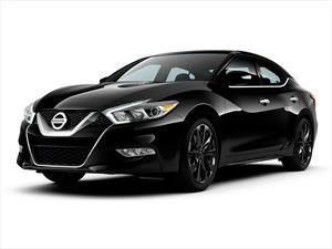Nissan Maxima SR Midnight Edition 2016 debuta