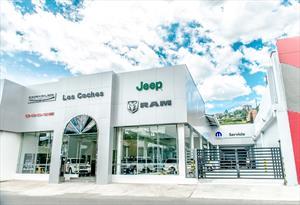 Chrysler Colombia abre nuevo concesionario en Medellín