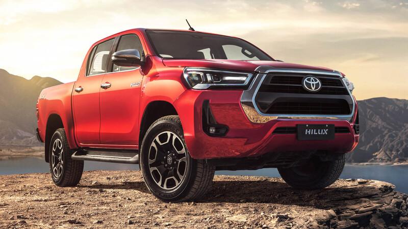 La nueva Toyota Hilux se lanzó en Argentina