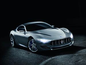 Maserati Alfieri concept, celebra el centenario de la marca