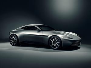 Este es el nuevo Aston Martin DB10 de James Bond
