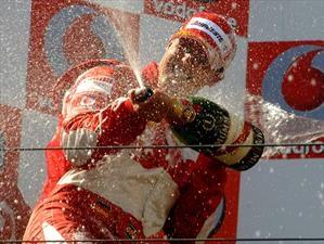 Ránking de los pilotos de la F1 con más carreras ganadas