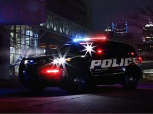 Ford Police Interceptor Utility 2020 es una patrulla rápida y eficiente