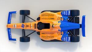 Fernando Alonso y su poderoso bólido para conseguir la Triple Corona