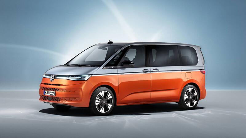 Volkswagen Multivan 2022: La heredera de la Kombi se sigue modernizando