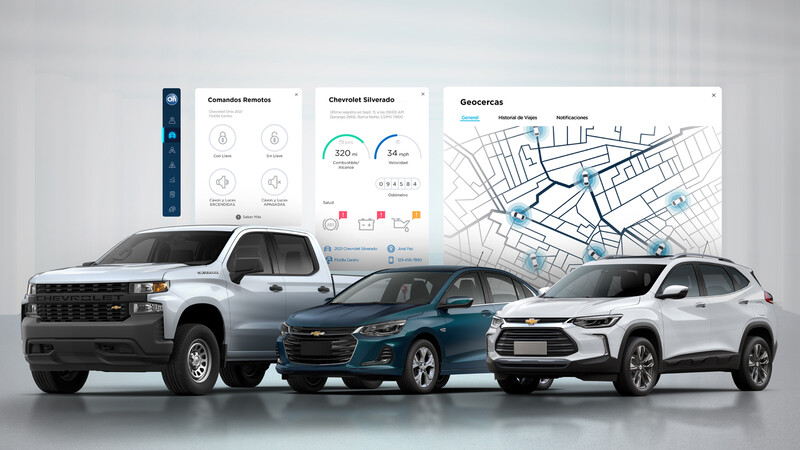 GM presenta OnStar Vehicle Insights