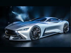 Infiniti Concept Vision Gran Turismo del mundo digital a la vida real